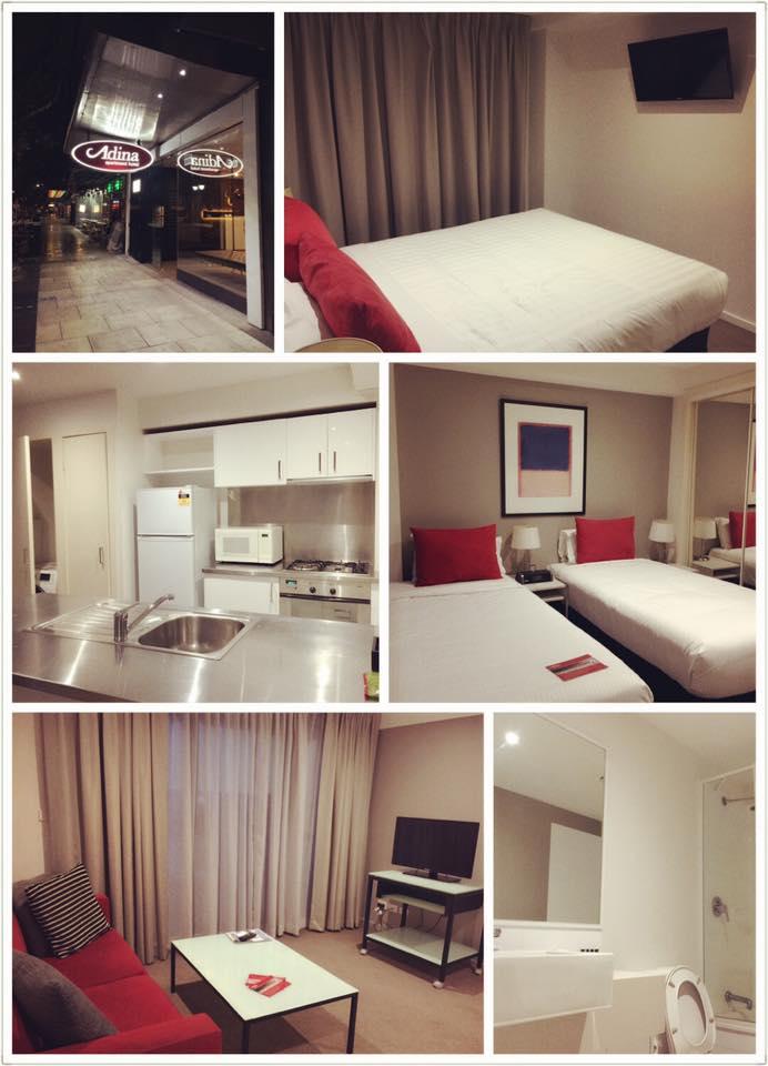 Adina Apartment Hotel St Kilda Melbourne St Kilda Vic Australia